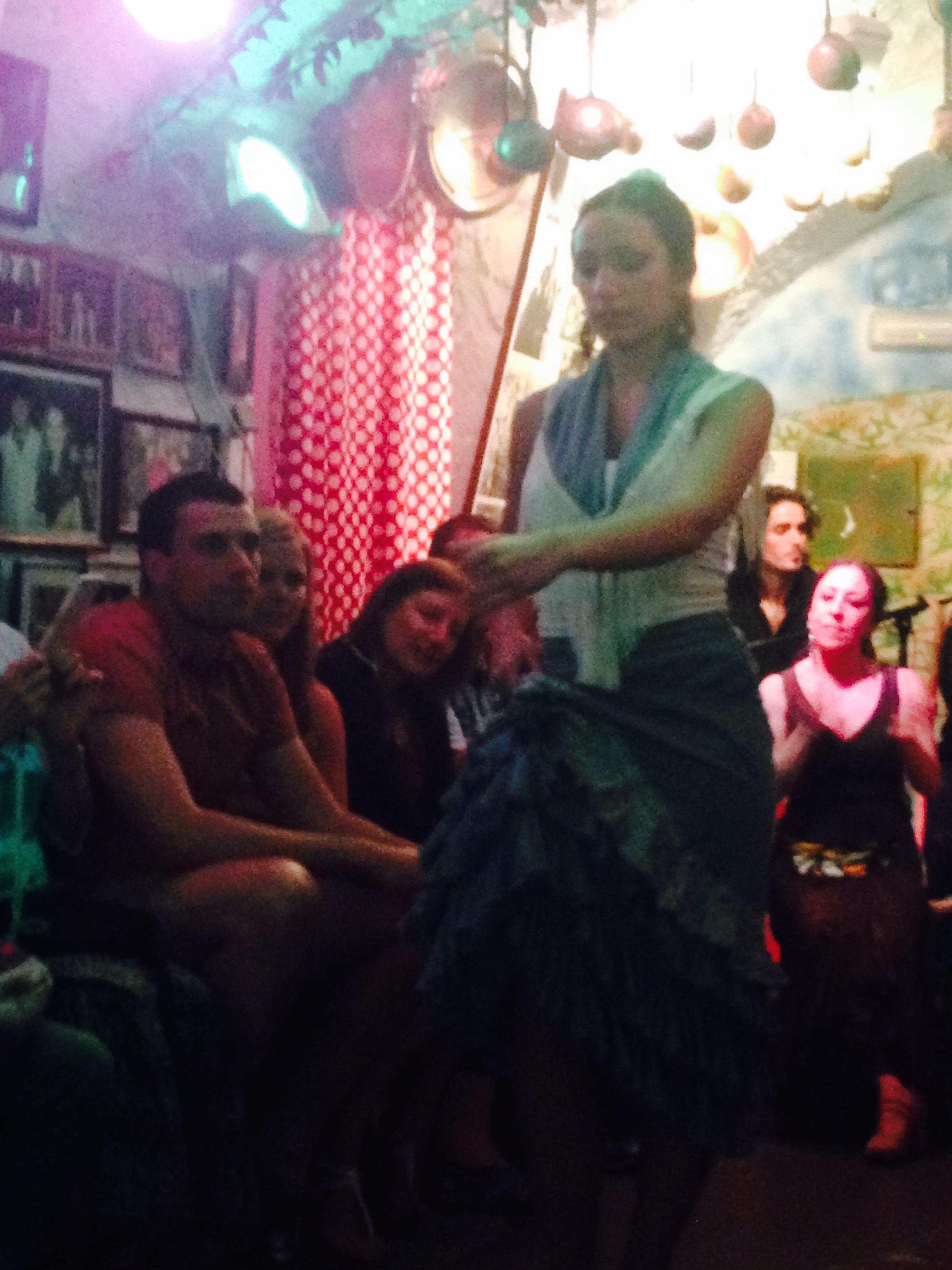 Gypsies Flamenco Granada