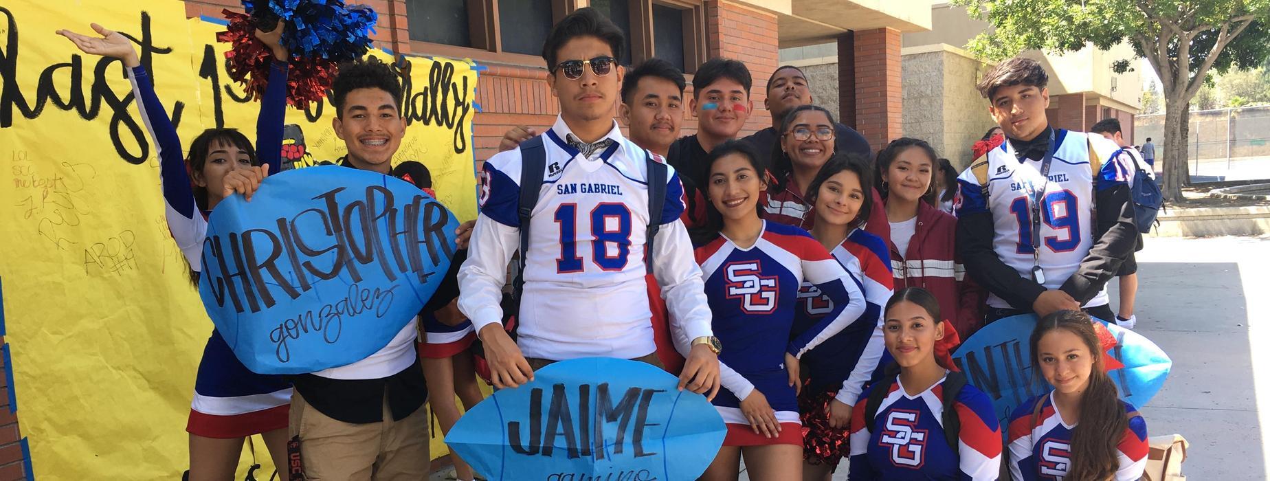 san gabriel high school