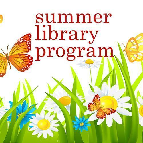 summer library graphic