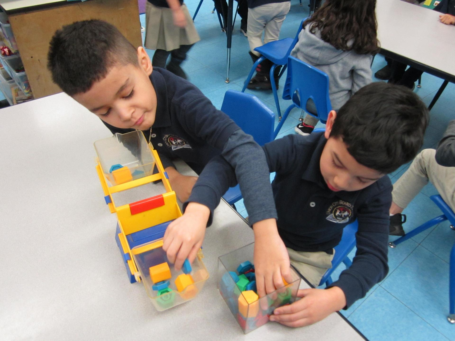 building a popsicle stick tower