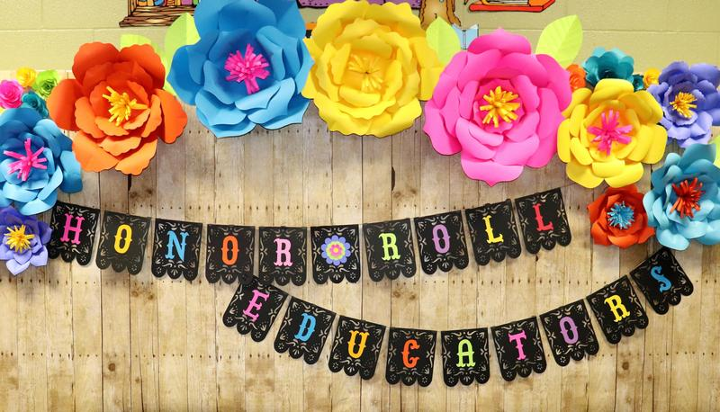 Image of Honor Roll Educators background