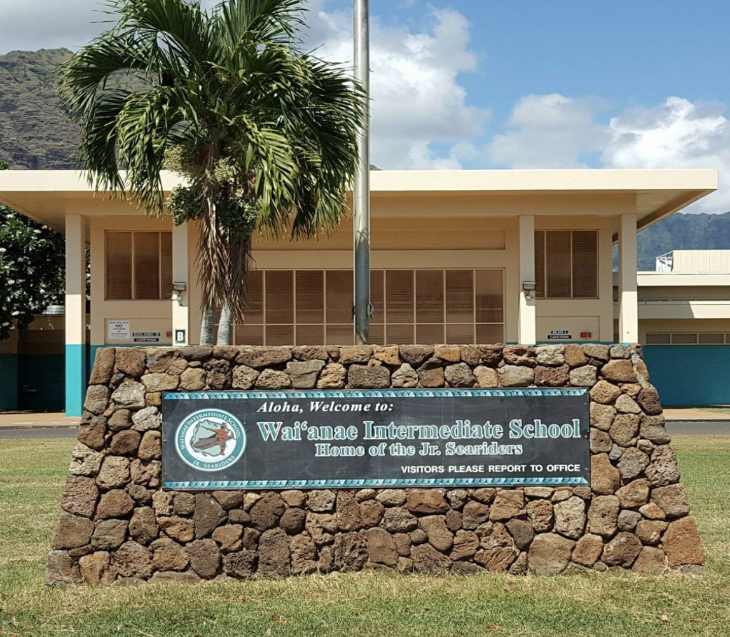 Wai'anae Intermediate School