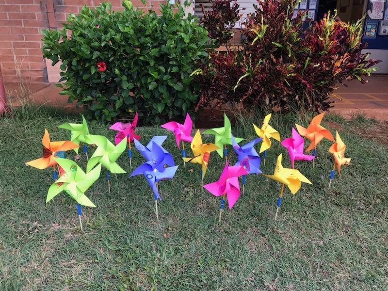Alvah Scott Celebrates International Peace Day Featured Photo