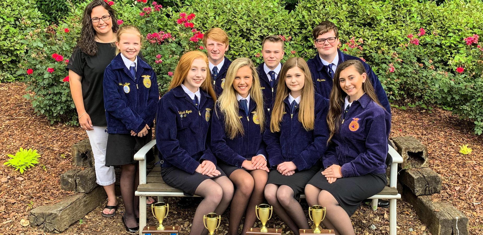 TCCTC FFA Winners