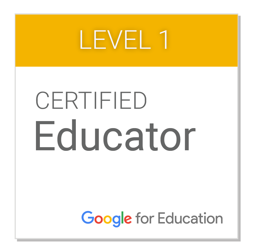 Level 1 Certification