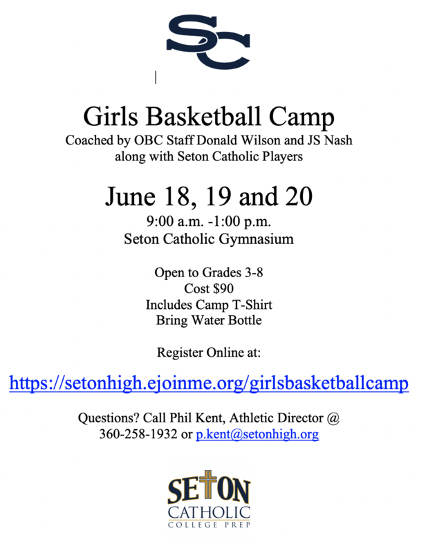 Girl's Basketball Camp! Featured Photo