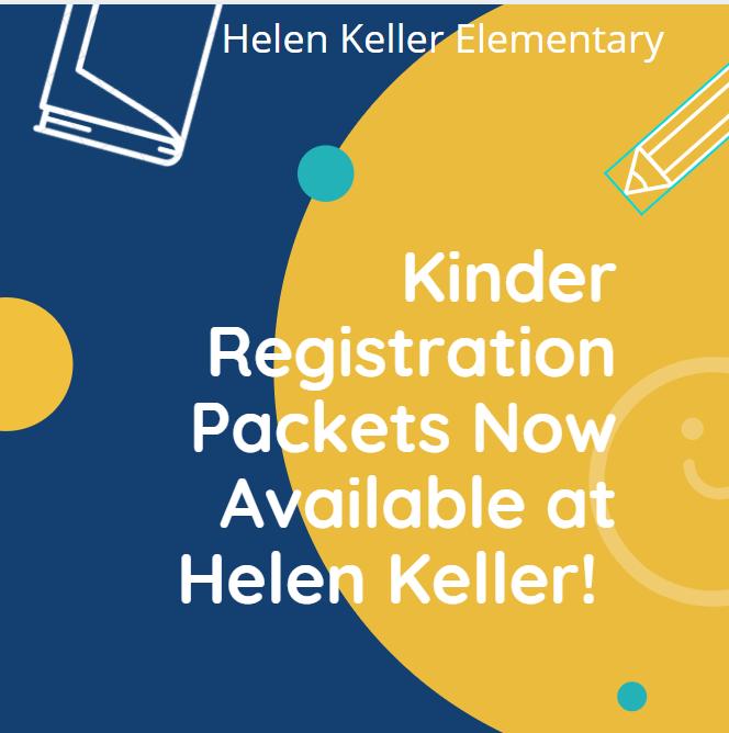 Kinder Registration! Featured Photo