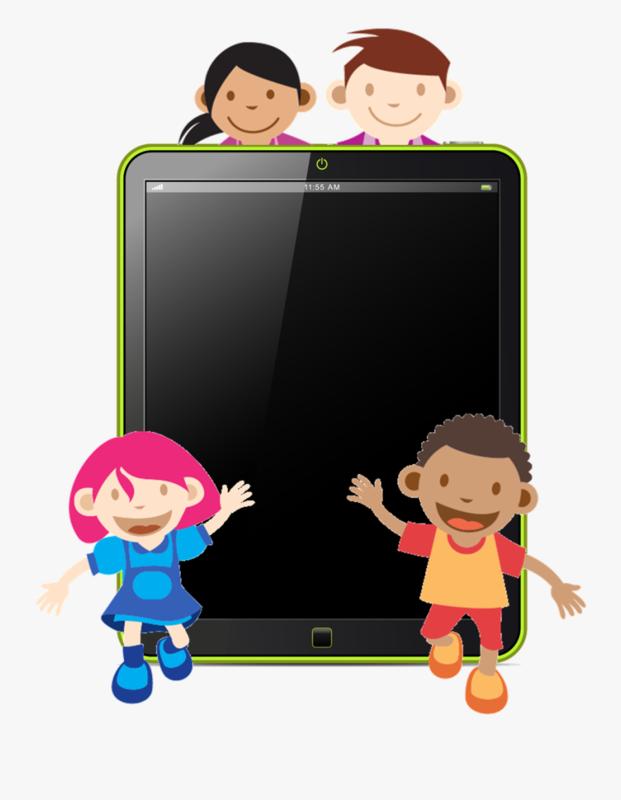 iPad clip art image