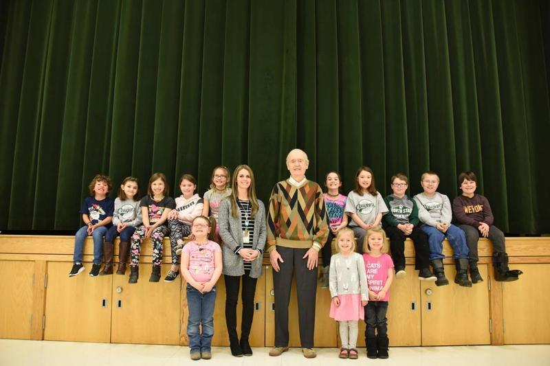 822705dfc426 Gray native donates to North Star elementary school – Somerset Daily  American