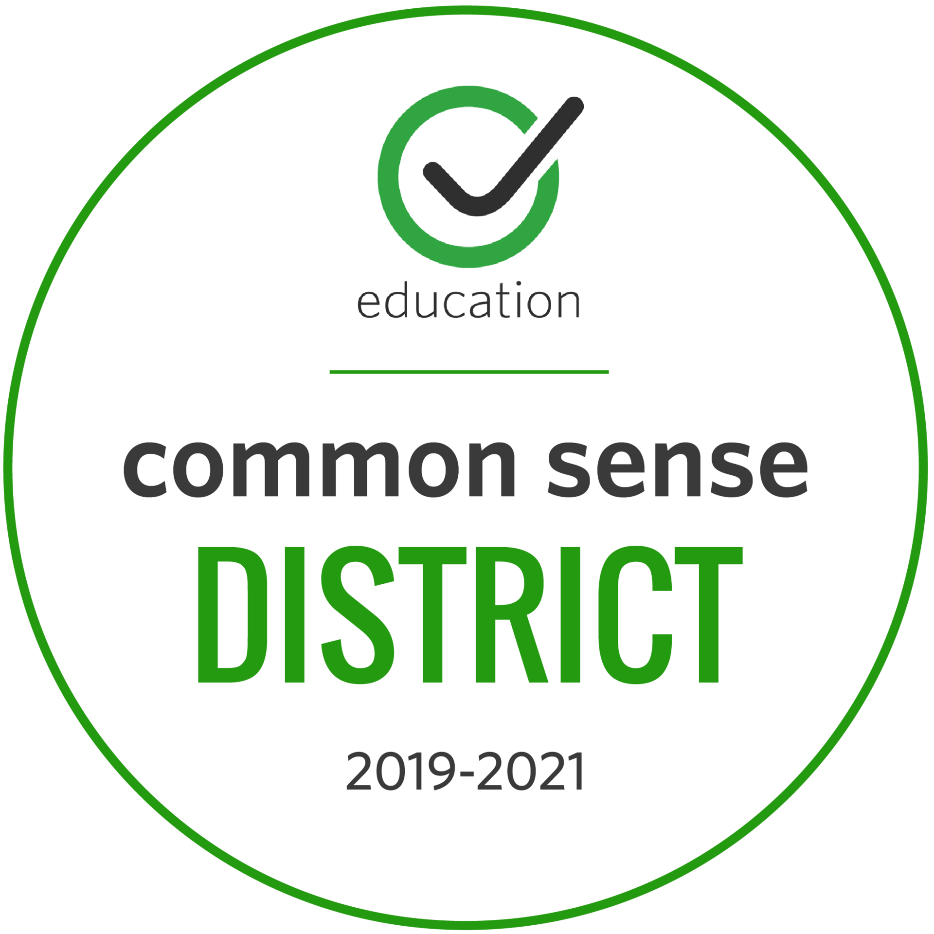 District Recognition