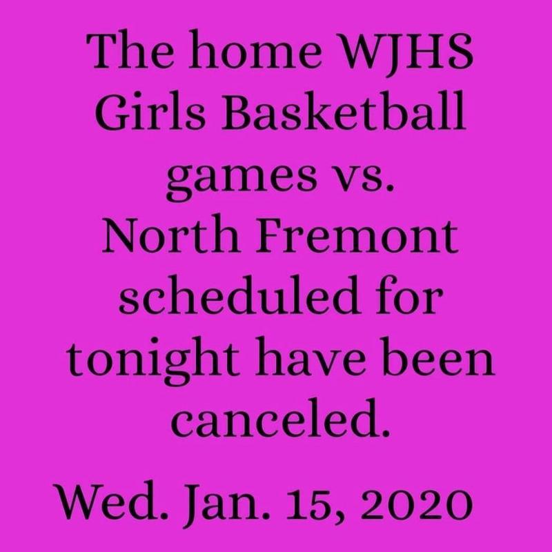 Canceled Game