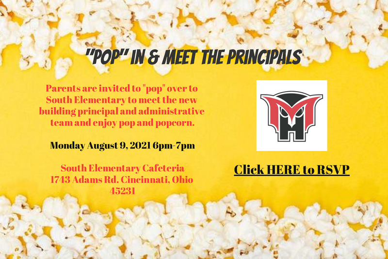Pop In with South Principals Featured Photo