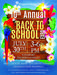 Back to School Expo flyer