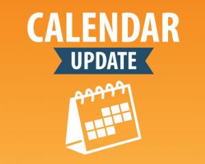 Thanksgiving Break: Calendar Change Thumbnail Image