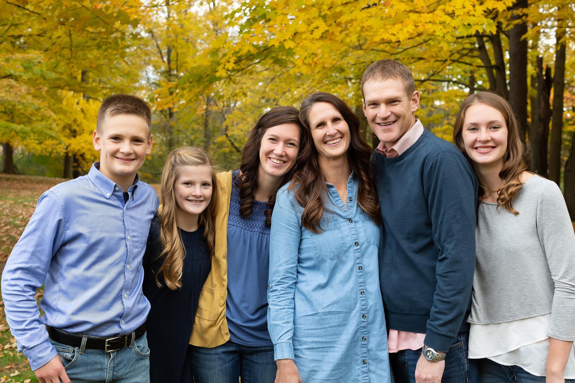 Mr. J.'s Family