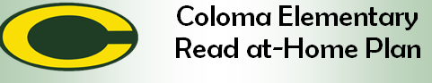 Coloma Read At Home Plan