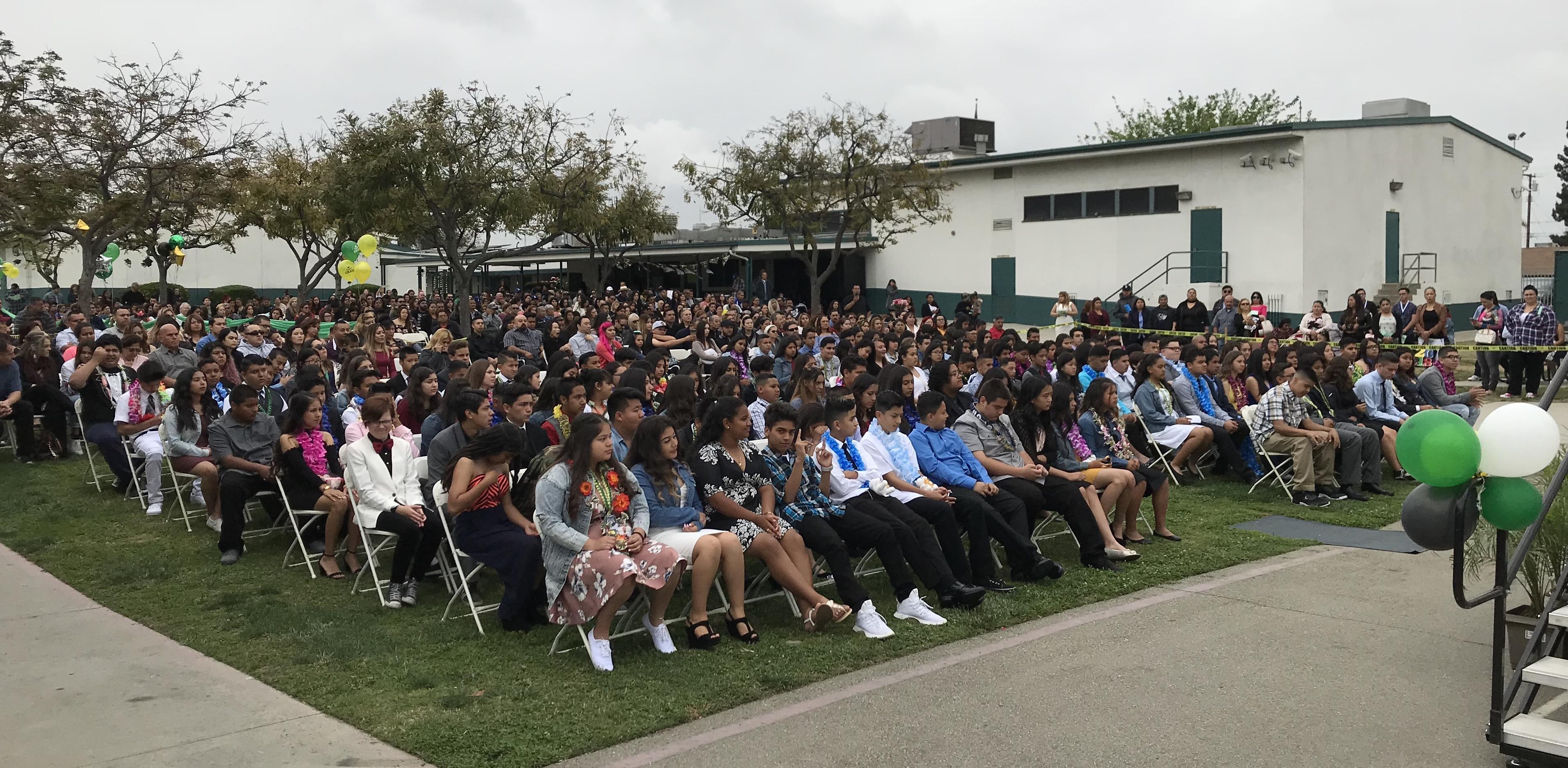 Eighth Grade Promotion 2018