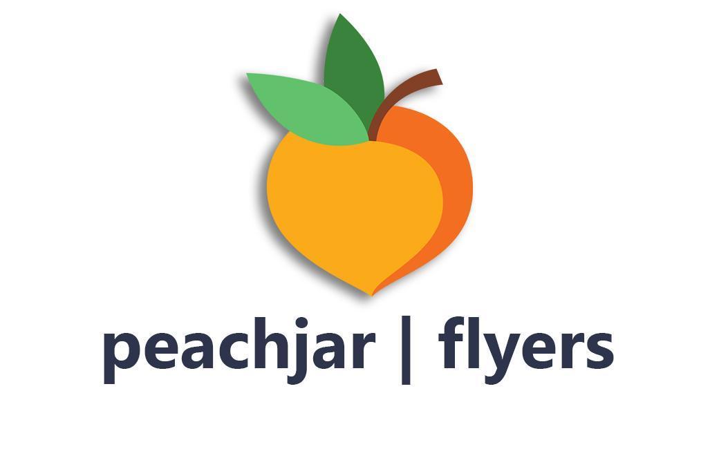 Peachjar logo button