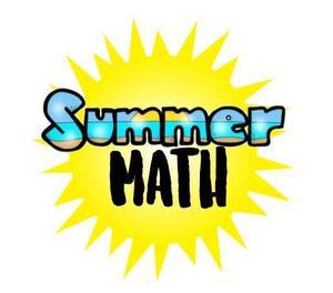 summer math logo