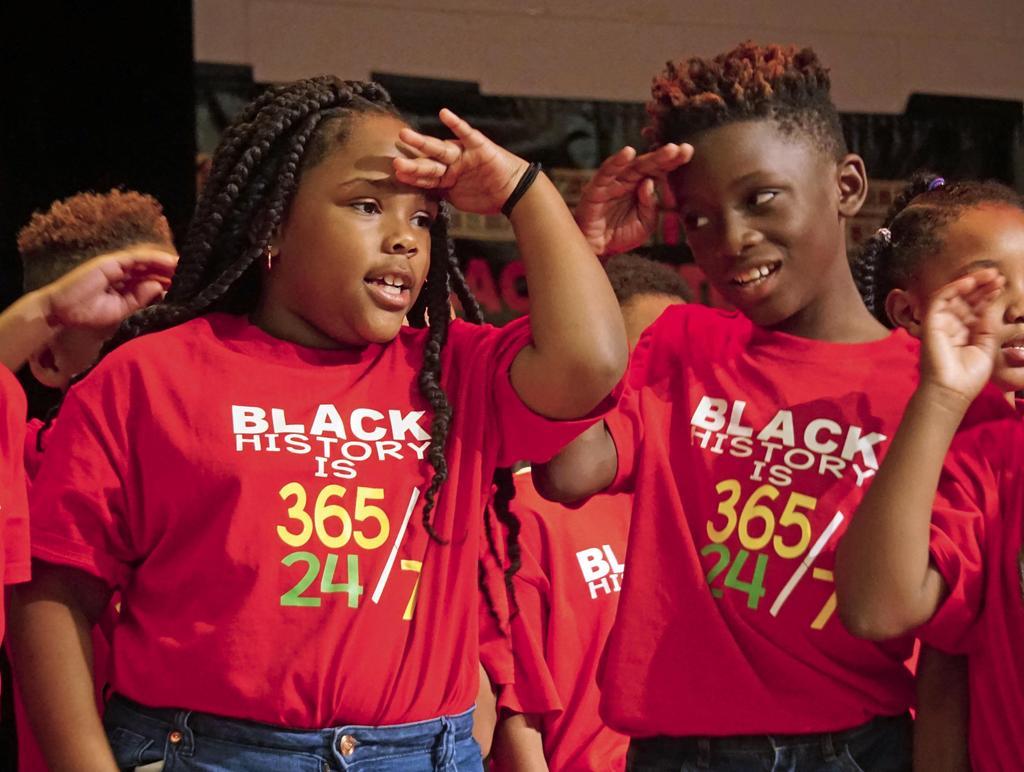 Black History Month St. John