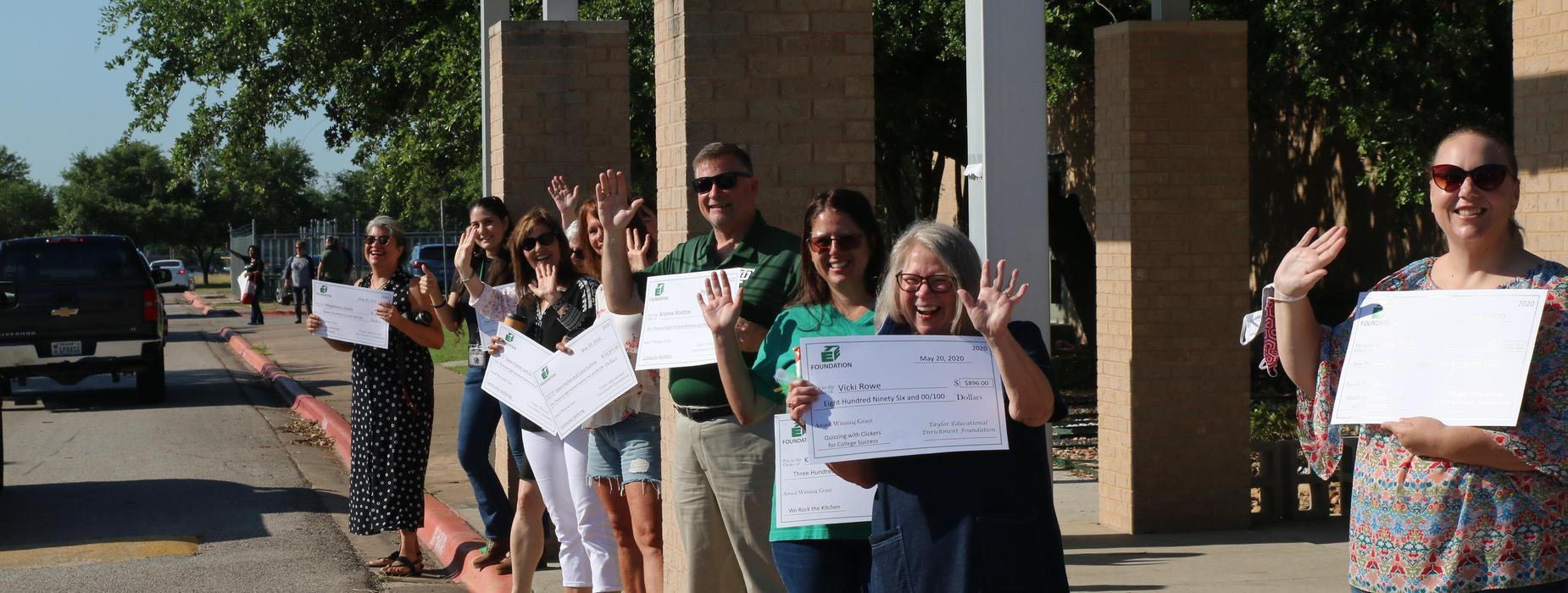 THS Grant Winners