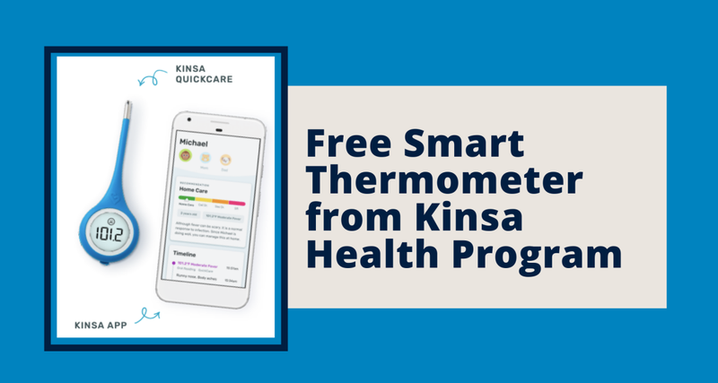 Get your FREE smart thermometer today! Featured Photo