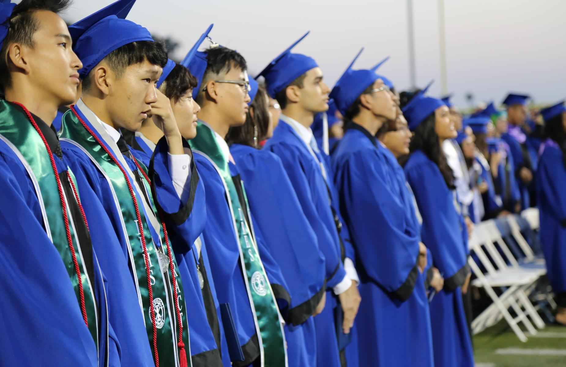 Garey High School Graduates