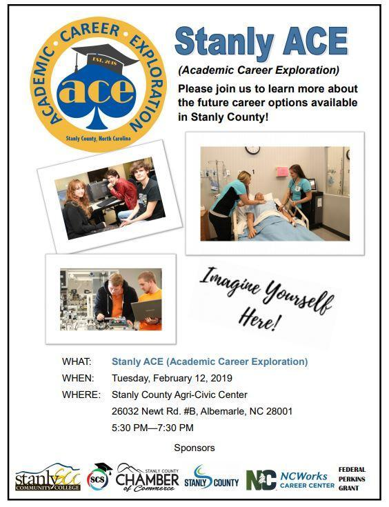 Stanly ACE (Academic Career Exploration) Featured Photo