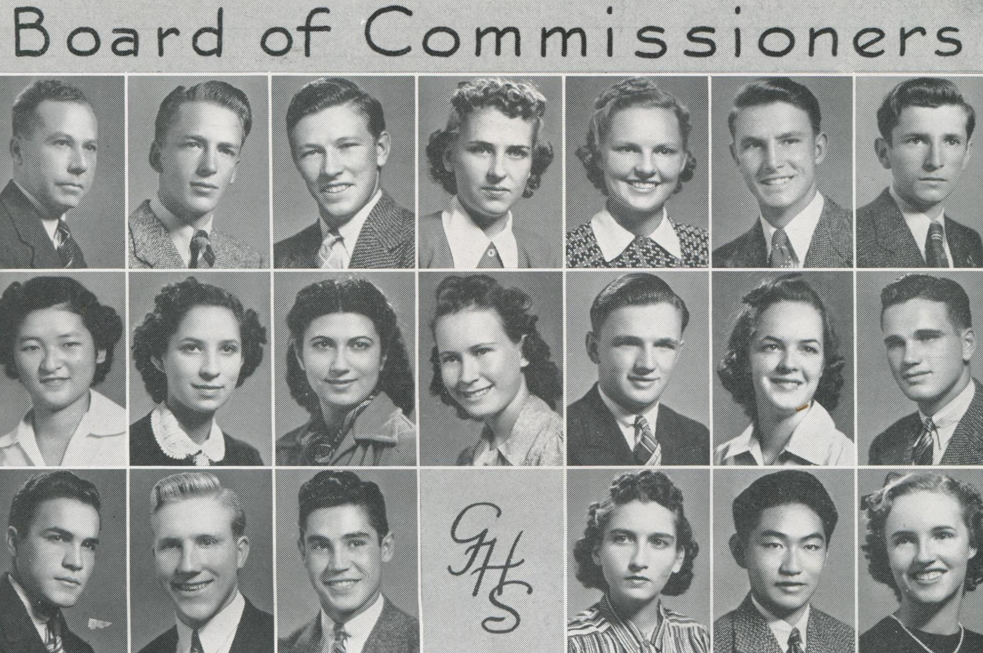 Bill is top row, second from left
