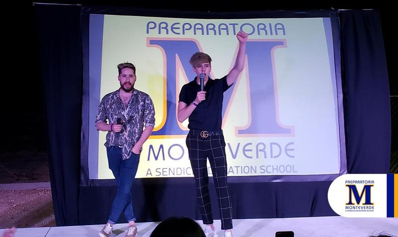 Great event at the Monteverde Prepa Featured Photo