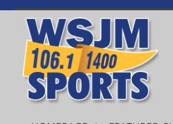 WSJM Sports logo