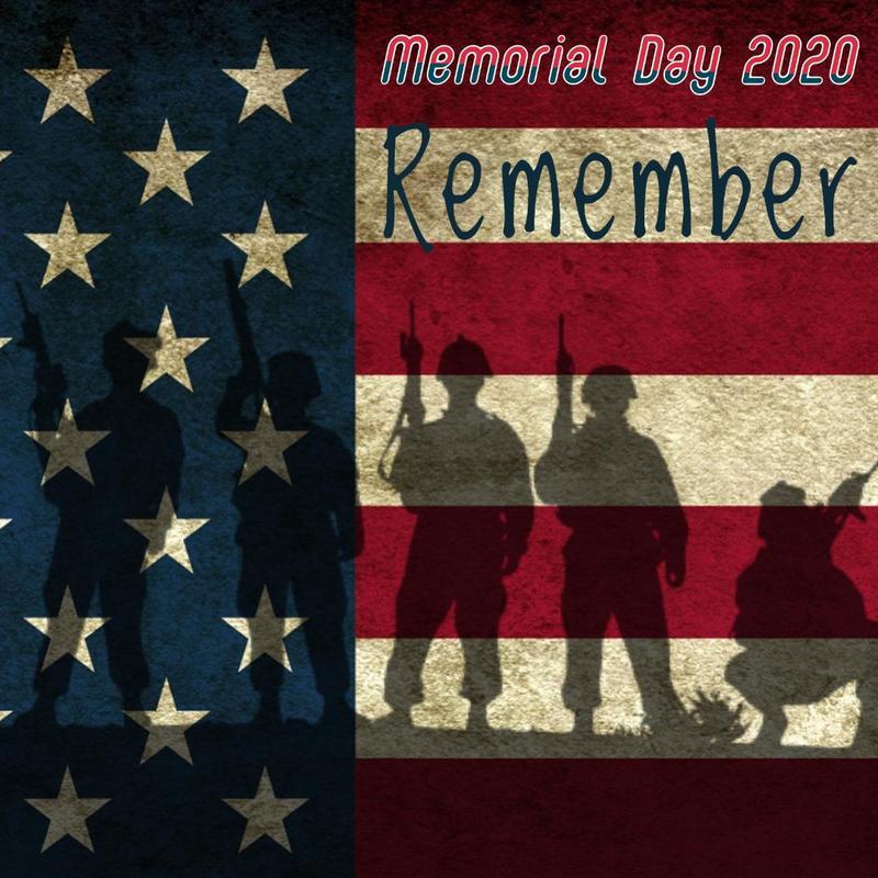 Memorial Day 2020 Flyer