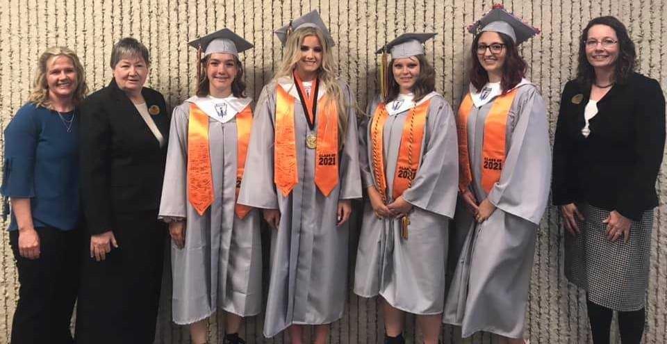 2021 EWC Graduates