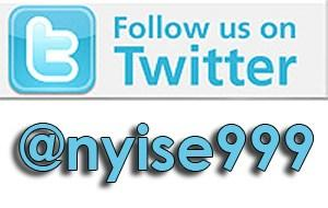 Follow NYISE999 on Twitter