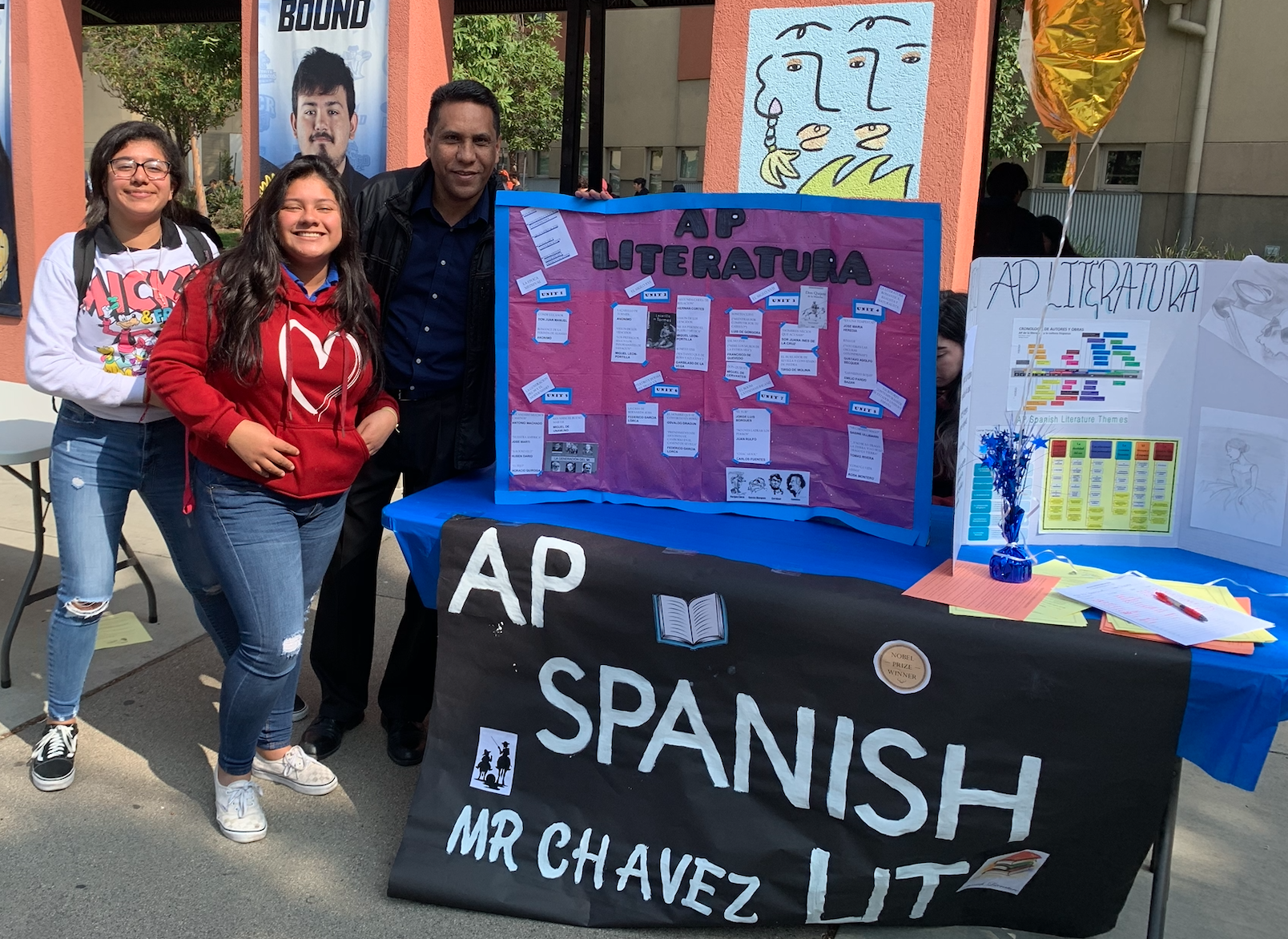 Mr. Chavez - AP Spanish Literature
