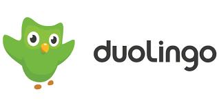 Logo for Duolingo site