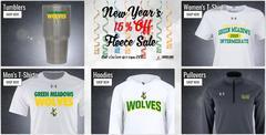 BSN Sports New Years 15% off Fleece Sale