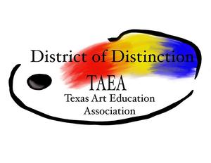 TAEA District of Distinction Badge