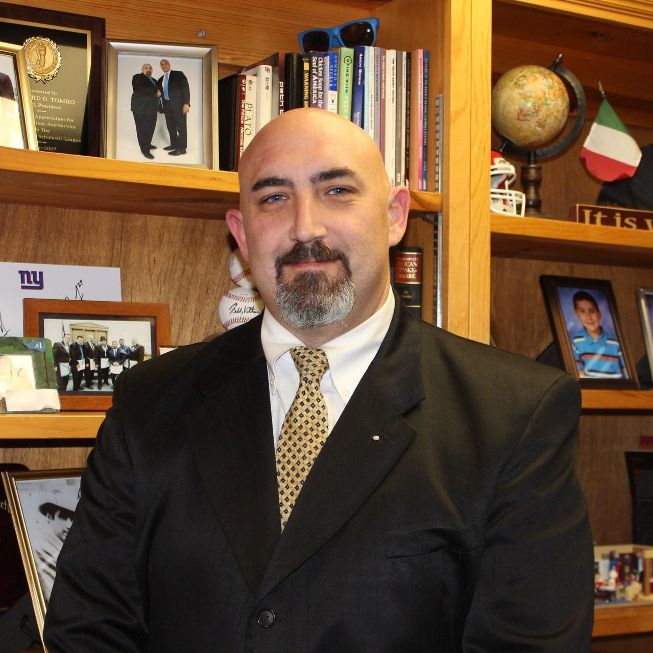 Richard D. Tomko, Ph.D., M.J.'s Profile Photo