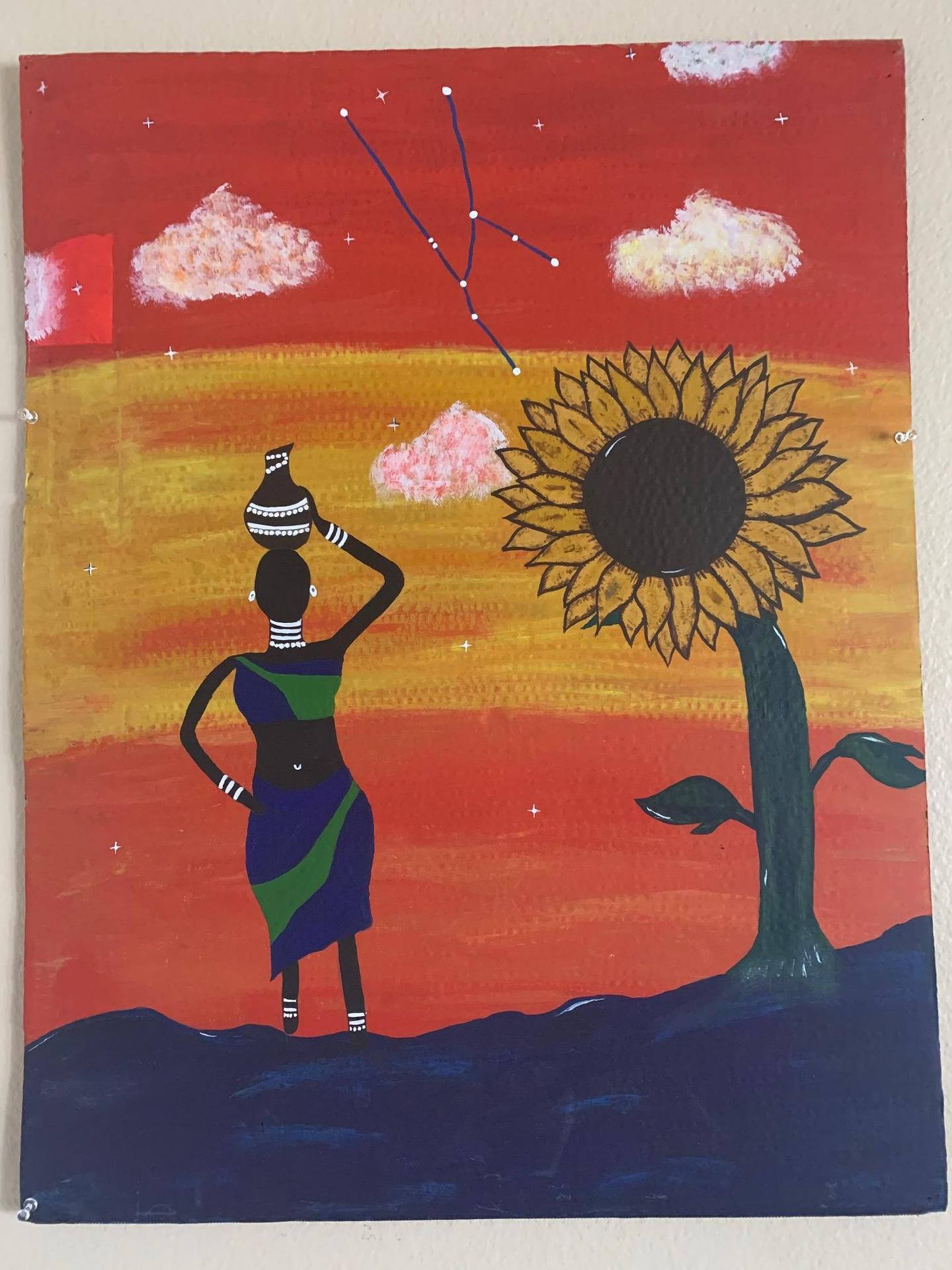 Art by Garey Student - 9th - 12th and Adult Transition