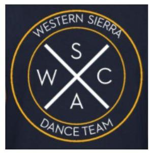 Western Sierra Dance Team logo