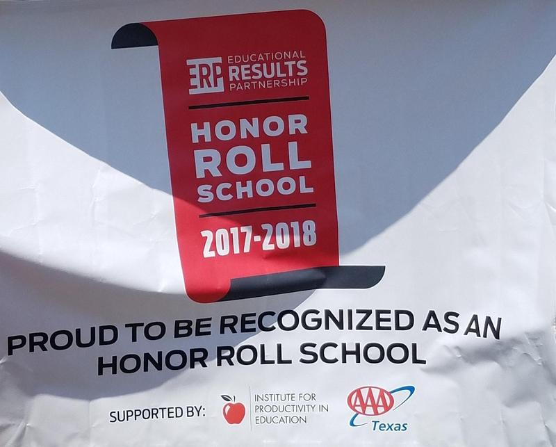 Mission Valley and Vickers Named to Educational Results Partnership Honor Roll Thumbnail Image