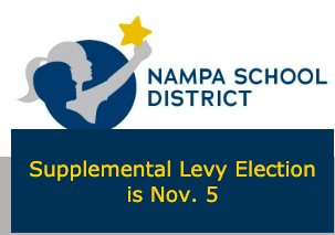 Nampa School District Levy Election