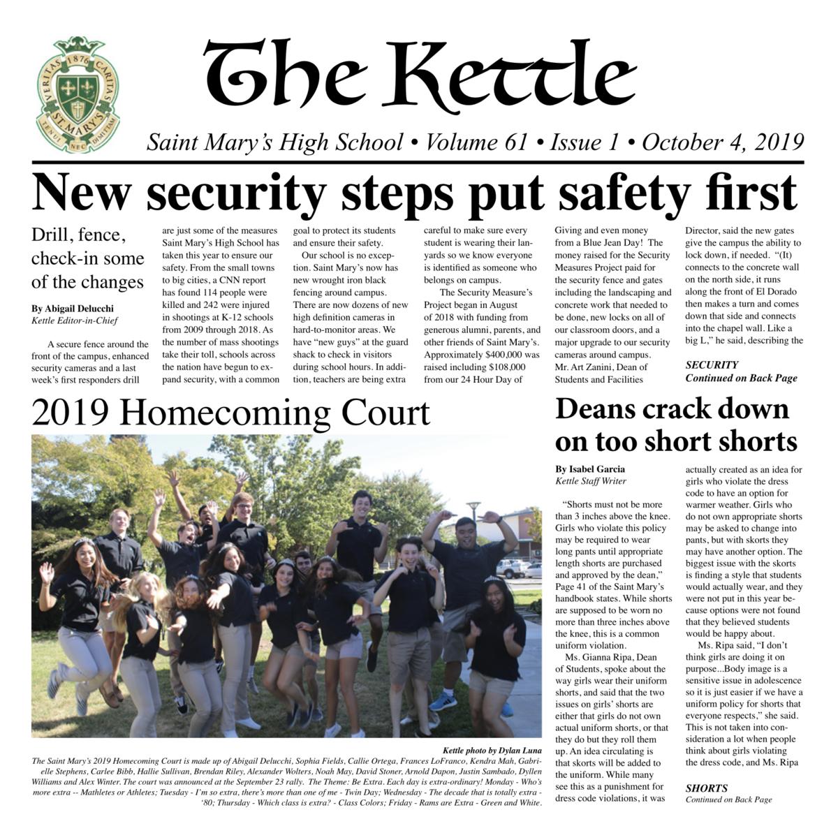 Kettle #1
