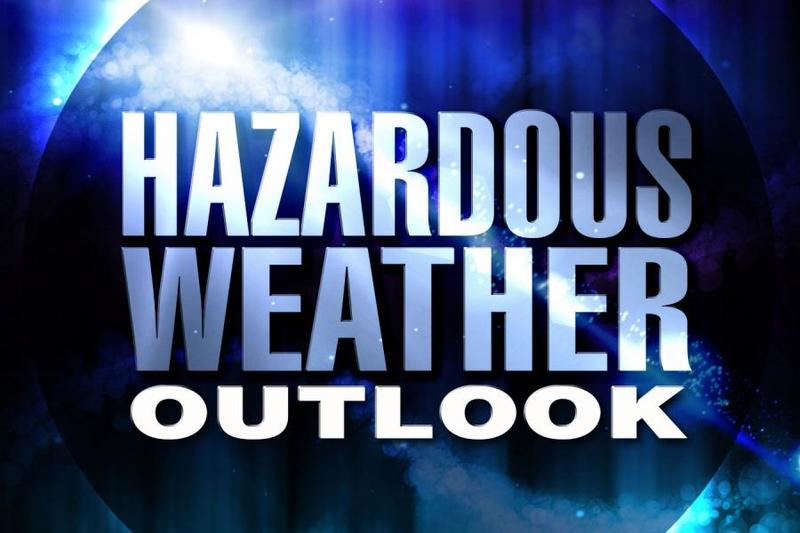 Hazardous weather conditions