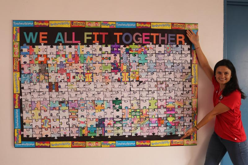 Raising Autism Awareness at ISP: Like Pieces of a Puzzle We All Fit Together Featured Photo