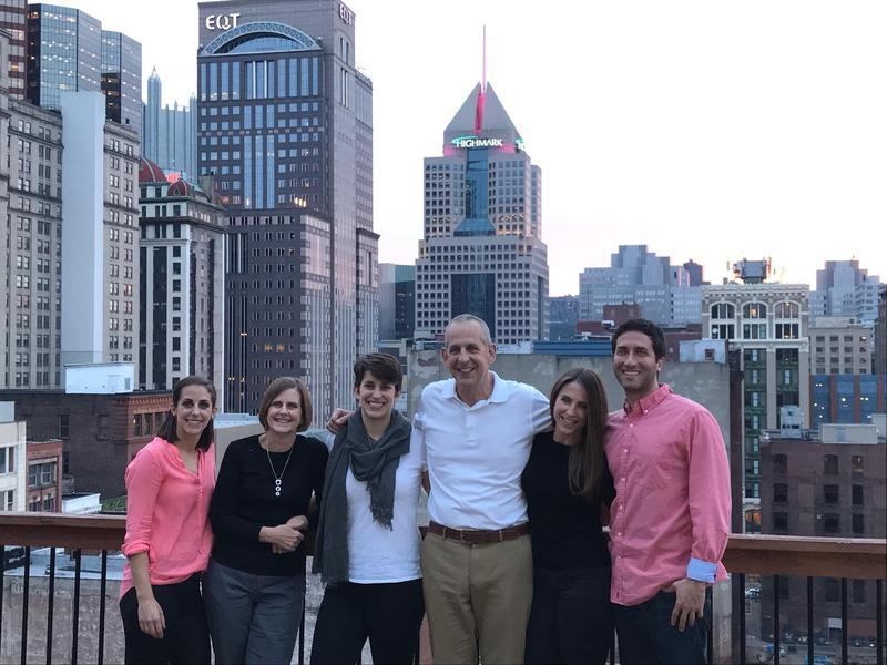 Mrs. Jarocki and family