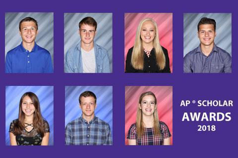 Congratulations to 2018 AP Scholars from OLSH Featured Photo