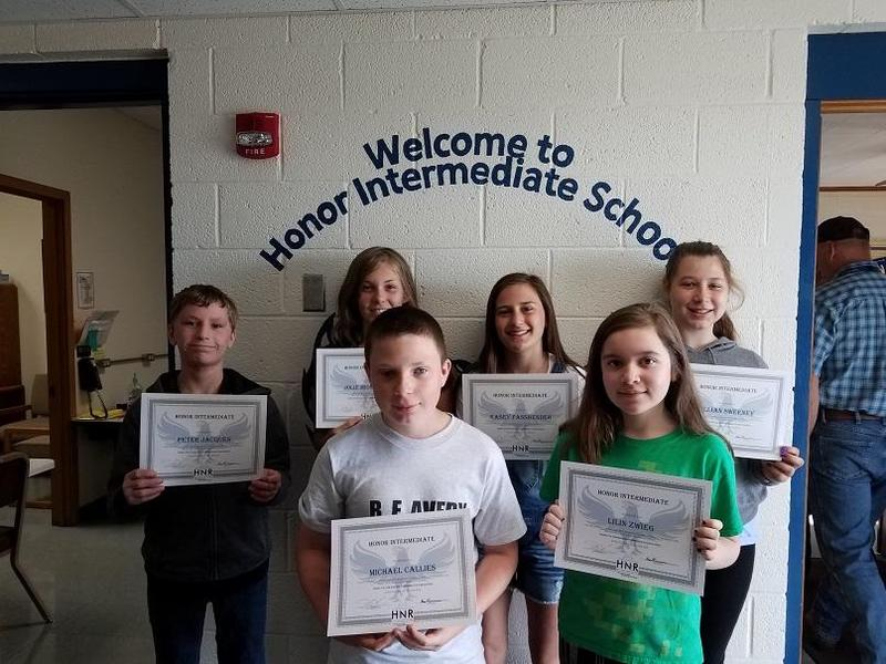 CONGRATS to our MAY Students of the Month! Featured Photo