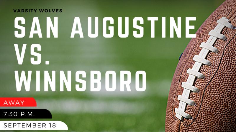 san augustine vs. Winnsboro